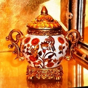 Porcelein Vase Created By Final Touches Posted By Final Touches