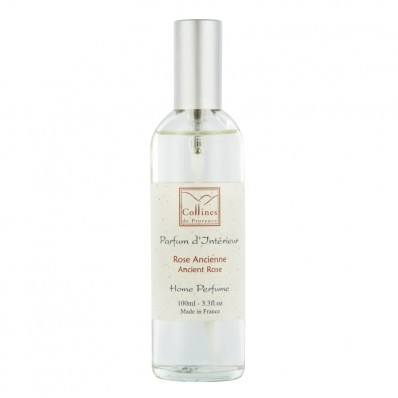 ANCIENT ROSE HOME PERFUME Created By COLLINES DE PROVENCE Posted By Zohoor Alreef