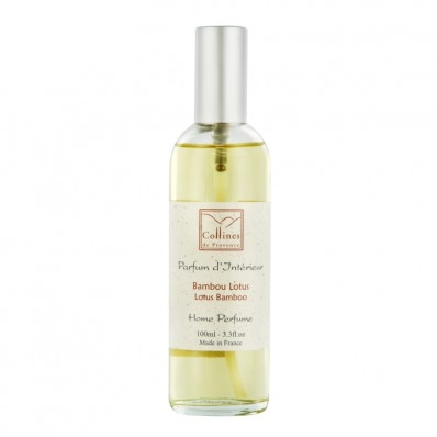 LOTUS BAMBOO HOME PERFUME Created By COLLINES DE PROVENCE Posted By Zohoor Alreef