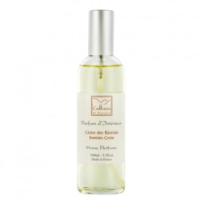 BESTIDES CEDAR HOME PERFUME Created By COLLINES DE PROVENCE Posted By Zohoor Alreef