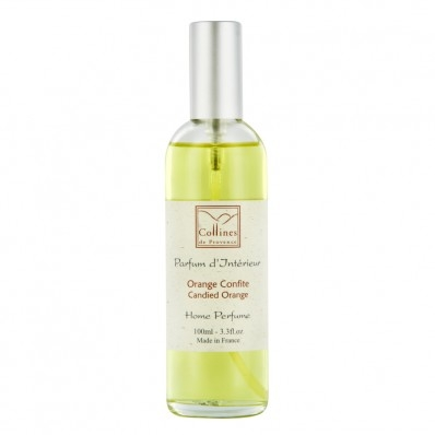CANDIED ORANGE HOME PERFUME Created By COLLINES DE PROVENCE Posted By Zohoor Alreef