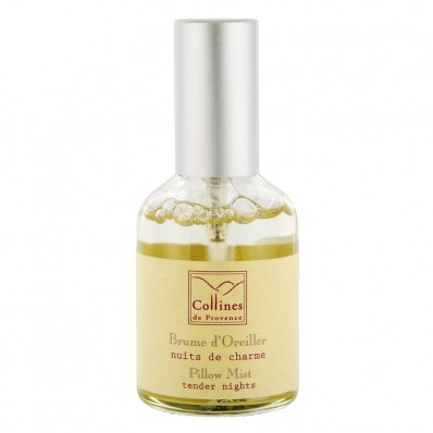 TENDER NIGHTS PILLOW MIST Created By COLLINES DE PROVENCE Posted By Zohoor Alreef