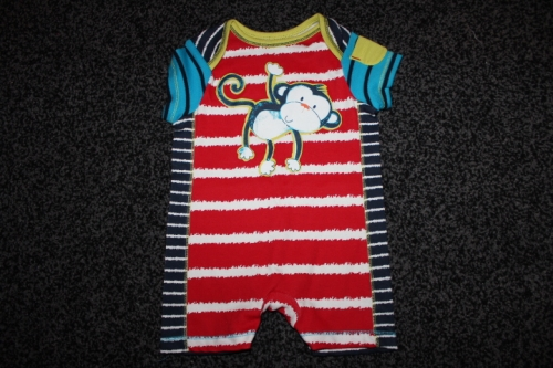 Boys romper suit Created By George UK Posted By Kids Fashion Qatar