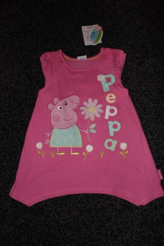 Girls long top or short dress Created By TU UK Posted By Kids Fashion Qatar