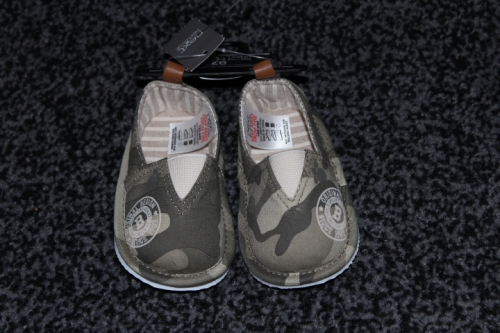 Boys shoes 12-18mths Created By Next UK Posted By Kids Fashion Qatar