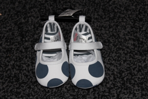 Girls shoes 3-6mths Created By Next UK Posted By Kids Fashion Qatar