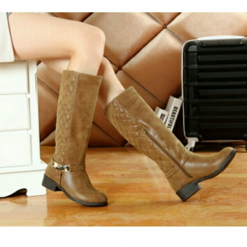 Trendy brown boots Created By Aisha Fashion World Posted By Aisha Fashion World