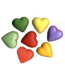Heart Candles Created By Natural Care Posted By Natural care