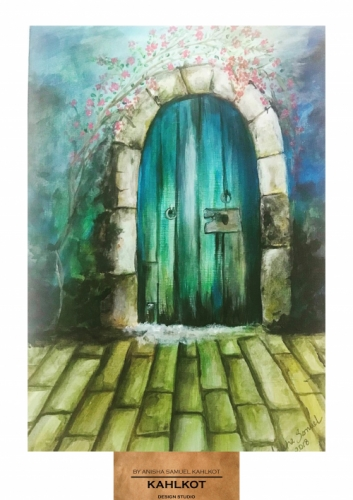 BEYOND CLOSED DOORS Created By  Posted By Anisha Samuel Kahlkot