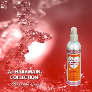 Al Haramain Collection Air Freshener Created By Al-Haramain Perfumes Posted By Alharamain Perfumes