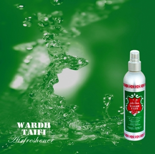 Wardh Taifi Air Freshener Created By Al-Haramain Perfumes Posted By Alharamain Perfumes