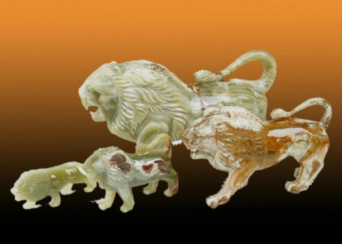 Onyx Lions Created By Amir Khan Posted By Shah Enterprises