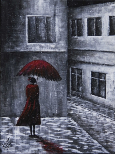 Waiting in the rain Created By  Posted By Calin Madescu