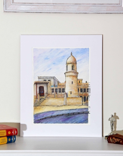 Souq Waqif Mosque Created By Calin Madescu Posted By Calin Madescu