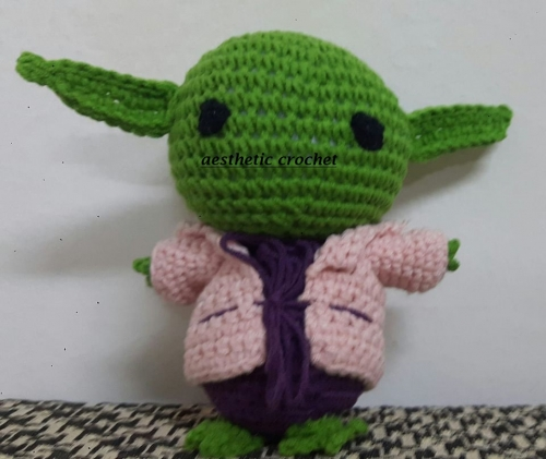 crochet toy Created By Aesthetic crochet Posted By Aesthetic Crochet