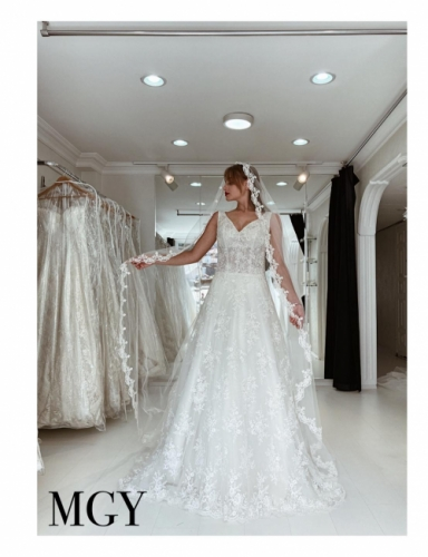 Turkish Wedding Dress Created By MGY Fashion House Posted By MGY Wedding Dresses
