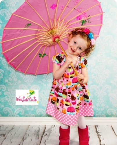 Girly Dress Created By Doha Shop Posted By Doha_Shop