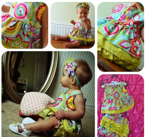 Girls Funky Dress Created By Doha Shop Posted By Doha_Shop