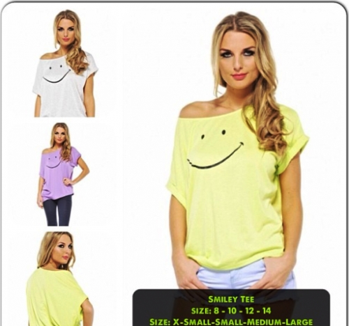 Smiley Face Top Created By Doha Shop Posted By Doha_Shop