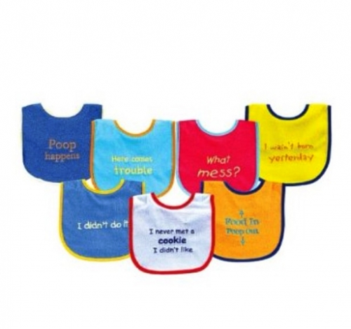 Baby Aprons Created By Doha Shop Posted By Doha_Shop