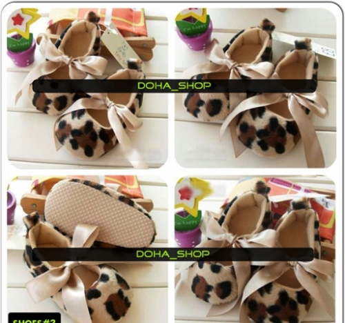 Cute Baby Shoes Created By Doha Shop Posted By Doha_Shop