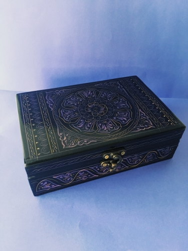 Jewellery Boxes Created By  Posted By Z's Treasure