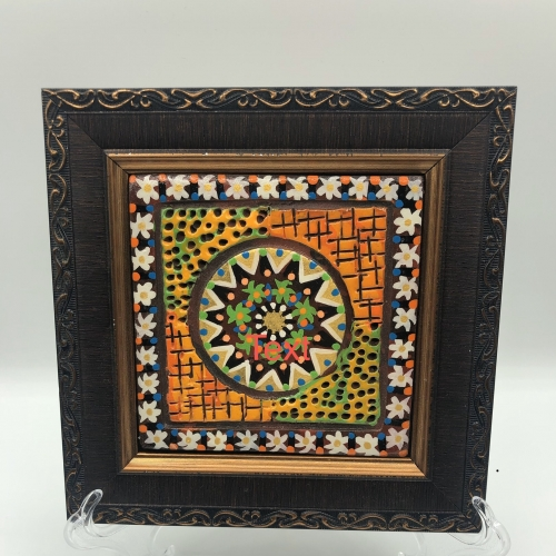mosaic frames Created By artisan Posted By Z's Treasure