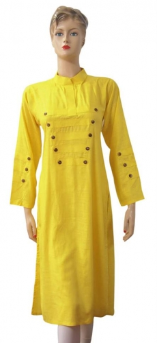 Kurti Created By Designer Posted By Rongbahar