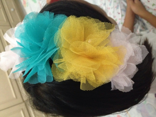 hand made headbands Created By  Posted By Avenscent
