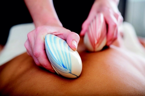 Lava Shell Massage Created By  Posted By Chic And Posh Beauty Lounge