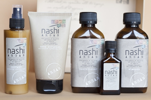 Nashi Argan Created By  Posted By Chic And Posh Beauty Lounge