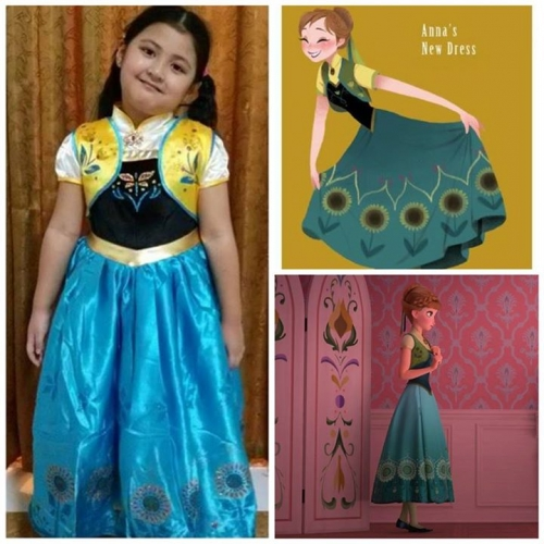 Frozen Fever: Princess Anna