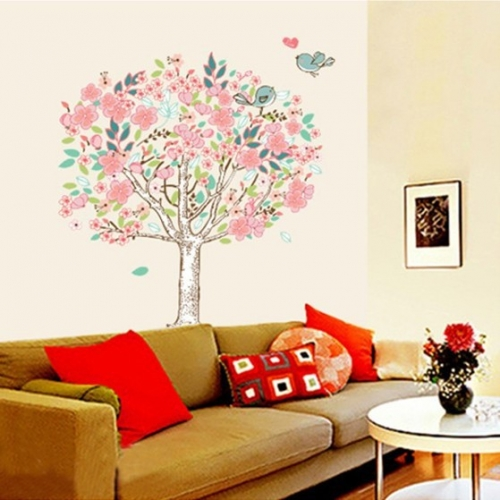 Flower Tree Created By  Posted By Big N Small Wall Decals