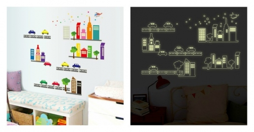 City Life Created By  Posted By Big N Small Wall Decals