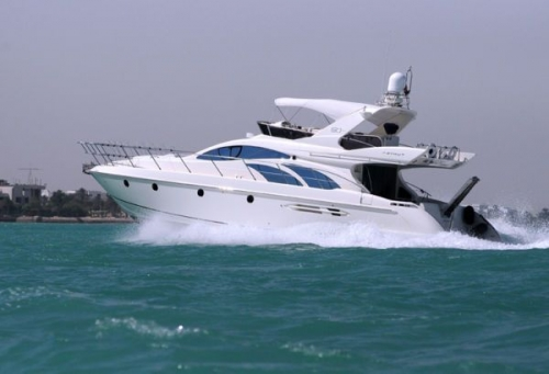 50 ft Azimut Boat Created By Azimut Posted By Al Omar Marine