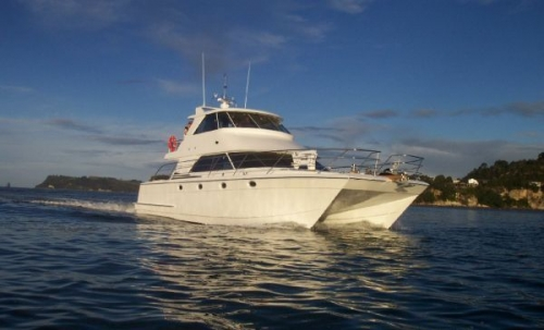 52 ft Roger Hill NZ Catamaran Boat Created By Roger Hill Posted By Al Omar Marine