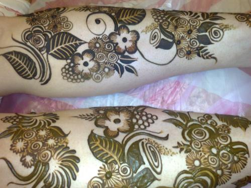 Qatar Collections: Henna Design