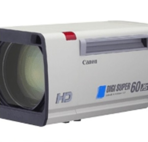 Canon XJ60x9B IE-D HDTV Field Lens Created By  Posted By Gearhouse Broadcast