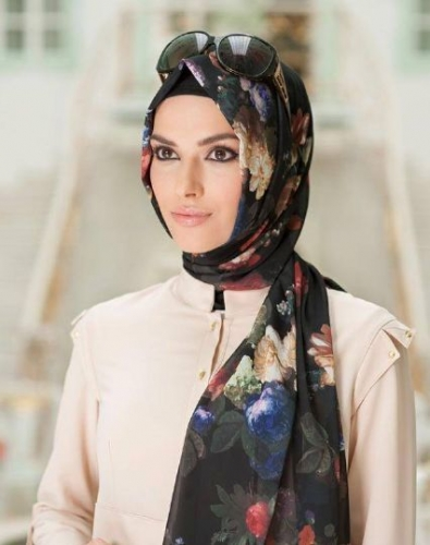 Ladies Hijab Created By  Posted By Elegant Lady's Apparel
