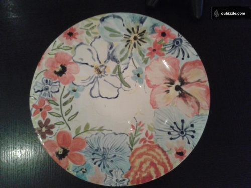 Hand Painted Ceramic Bowl Created By Surabhi Gaikwad Uzgare Posted By Surabhi Gaikwad Uzgare