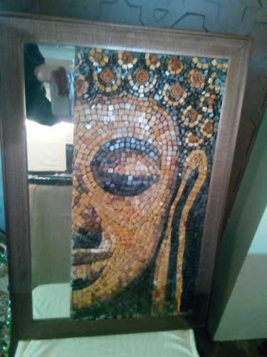 Marbal painting Created By Umer gems Posted By Mohammed Umer Gems