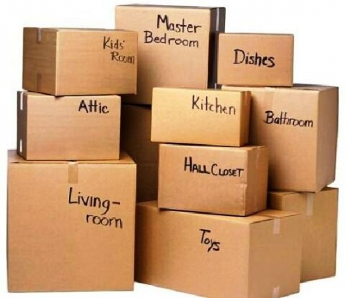 Moving Company Created By Md Raqib Posted By Blue color company