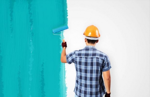 Paintar Created By  Posted By Blue color company