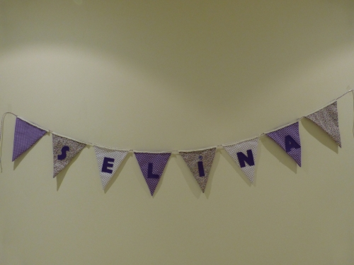 Bunting Flags Created By Patt Handcraft Posted By Patt Handcraft