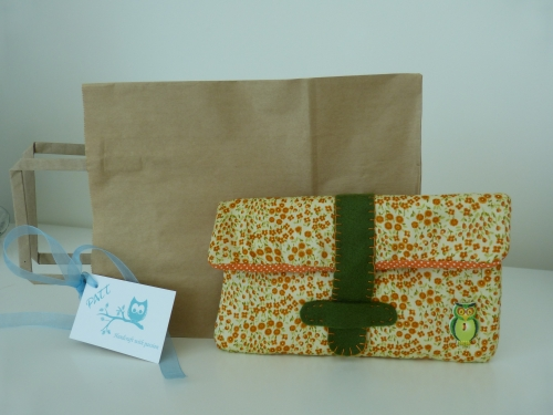 Wallet made in Fabric Created By Patt Handcraft Posted By Patt Handcraft