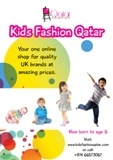 Kids Fashion Qatar' profile